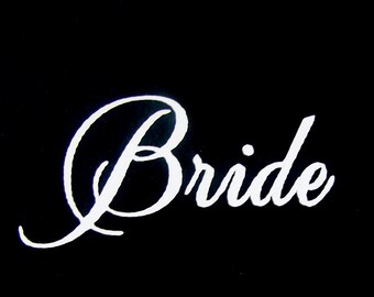 DIY Personalized Wedding Party Vinyl Decals Stickers Mother of the Bride Father of the Bride