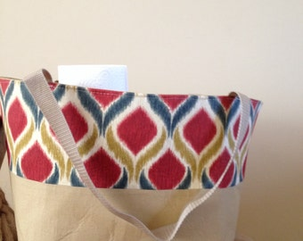 Medium size tote bag