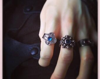 """Ring for ABJD dolls, type """"Crusader"""""""