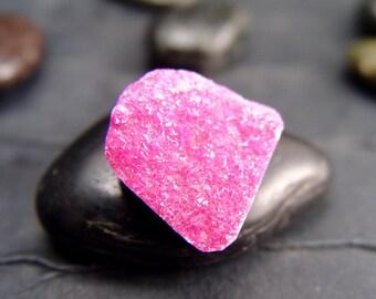 Cobalto Calcite  Stone Cabochon Beautiful Deep Pink Color All Crystals