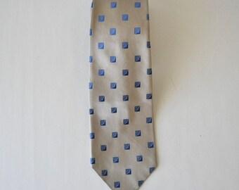 vintage 1970s Christian Dior all silk necktie