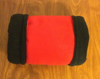 16 inch adjustable fleece tunnel, pick your color