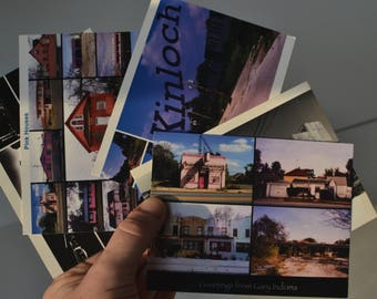 Postcards from Abandoned Places and Ghost Towns