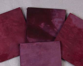 Blackberry Jam Hand-Dyed Quilting Cotton Fat Quarter
