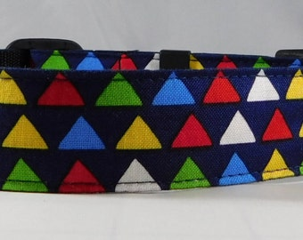Dog Collar, Martingale Collar, Cat Collar - All Sizes -  Little Peaks