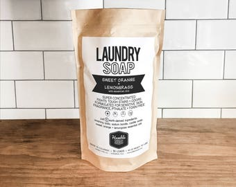 Humble Suds Dry Laundry Soap