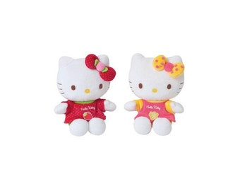 Plush Hello Kitty scented strawberry or vanilla