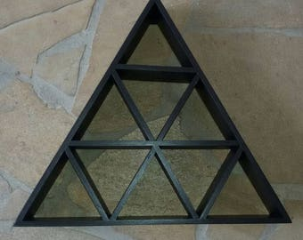 Triangle Wallshelf