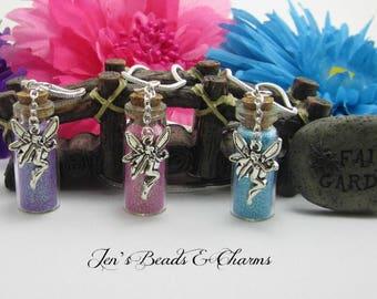 Pixie Glitter Necklace