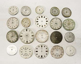 Small Watch Faces - set of 20 - c54