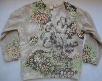 Vintage 1950's Darlene Sweater