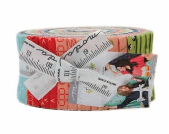 Jelly Roll of The Front Porch by Sherri and Chelsi - Moda