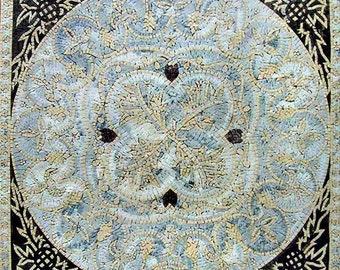 Artisan Floral Mosaic - Hada