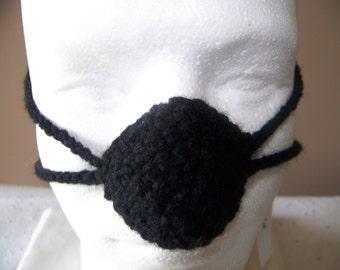 Black Nose Warmer