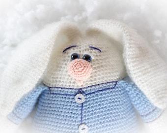 Crochet PDF Pattern Bunny