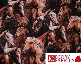 Horse Fabric