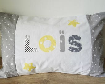 """Personalized pillow """"Lois"""""""