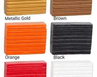Kato Polyclay™ Polymer clay 2 ounces / 56 grams, polymer clay Kato Polyclay brick of 56 grams / 2 ounces, polyclay kato polymer clay 2 oz.