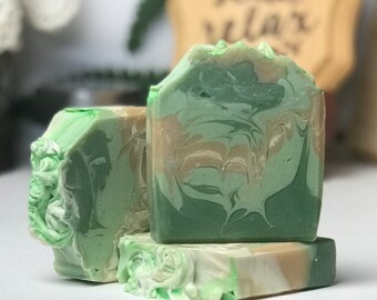 Melon Ball | Goat Milk Soap | Artisan Soap | Jabones Artesanales | Beautiful Skin Products