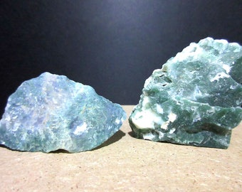 Raw Moss Agate from HAYDENzDESIGN