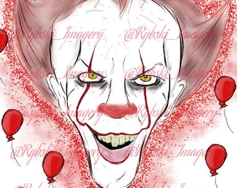 IT, Pennywise, The Dancing CLown