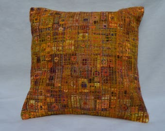 Fields of gold pillow cover