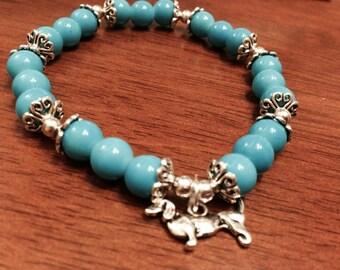 Dachshund doxie bracelet
