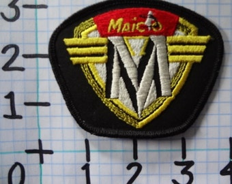 """Vintage """"Maico"""" Motorcycle Patch (001)"""