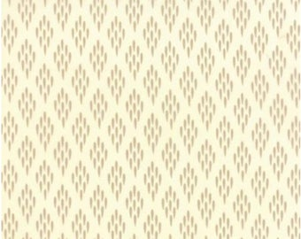 Moda Fabrics - Valley Wheat Field Ivory by Sherri & Chelsi