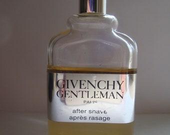 Givenchy Paris Gentleman Bottle 60 ml After Shave Splash