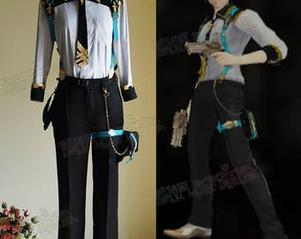 Tales of Xillia 2 Cosplay, Ludger Will Kresnik Costume Set