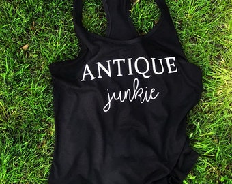 Antique Junkie / Antique Picker / Farmhouse