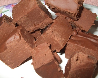 Old Fashioned Chocolate Fudge