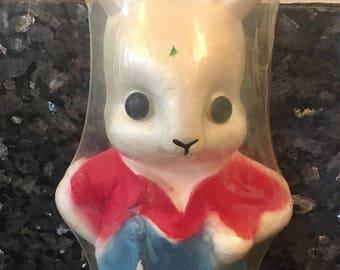 Vintage Styrofoam Rabbit