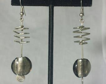 Retro Wild Wire Earrings