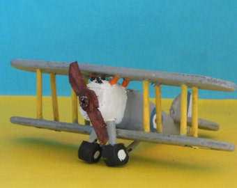 Sopwith Snipe Toy Airplane