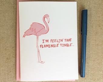 That Flamingle Tingle of Love.