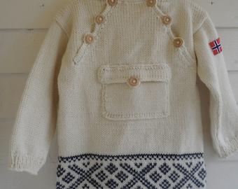 Norsk mønsterhefte barneanorakker