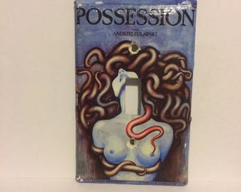 Possession Light Switch Plate