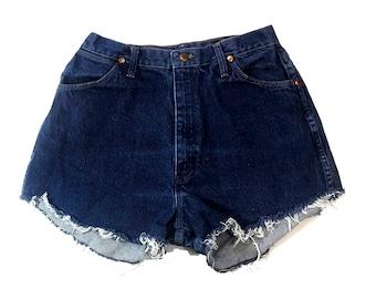 "Vintage Waist 31.5 in"" High Waisted Vintage Cutoff Shorts"