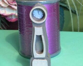 1:48, Quarter scale , dolls house, handmade , Grandfather clock