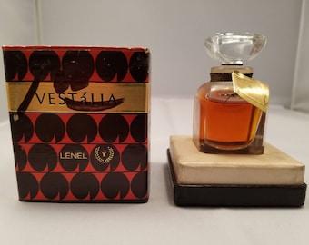 Vintage Lenel Vestalia Parfum 1oz.