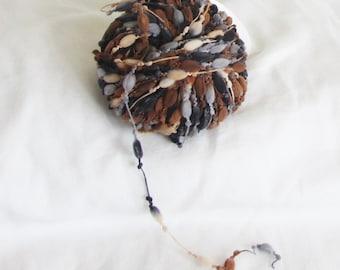 Tootsie 509, Trendsetter yarn, Novelty yarn, Animal Print, destash