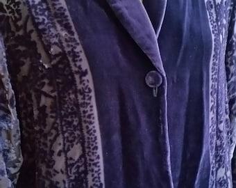 Carol Anderson Silk Dress & Jacket
