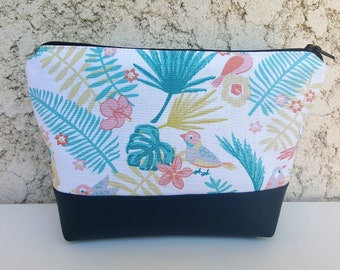 Large cosmetic bag or beauty products