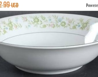 """ON SALE Royal Wentworth PAULINE 8695 Round Vegetable Serving Bowl Dinnerware Japan Excellent Condition 9.25"""" in diameter"""