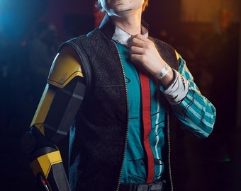 Borderlands Rhys FULL make to order cosplay costume - Tales From the Borderlands, Telltale Games
