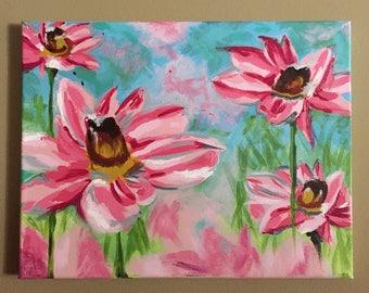 Patio Paint Day Acrylic