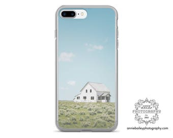 "cell phone case, iphone 6, iphone 6 plus, iphone 7, iphone case, photo art, landscape photo, landscape art, colorful, case - ""A Simple Life"""