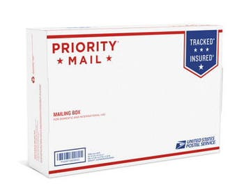 Upgrade Priority Mail